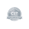 CST certified icon