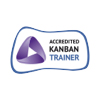 Accredited Kanban trainer icon