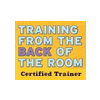 Training from the back of the room icon